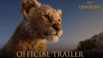 The Lion King (2019) Official Trailer Experience it in IMAX®-1