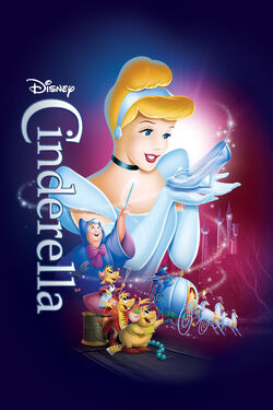 Disney's Cinderella - Diamond Edition Poster