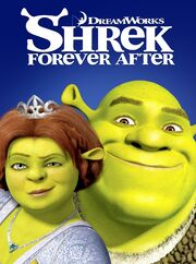 DreamWorks' Shrek Forever After - iTunes Movie Poster