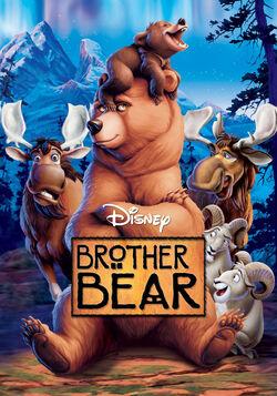 Disney's Brother Bear - iTunes DVD Poster
