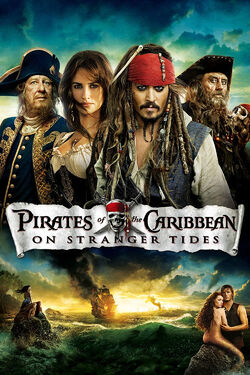 Disney's Pirates of the Caribbean - On Stranger Tides - iTunes Movie Poster