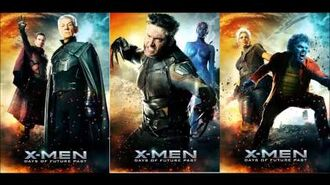 Xmen Days of Future Past Soundtrack OST 01 Main Titles-0