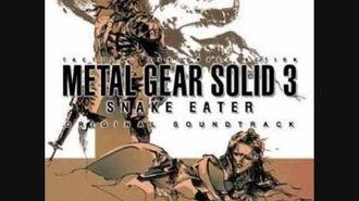 """METAL GEAR SOLID"" Main Theme (METAL GEAR SOLID 3 version)"