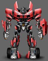 Autobot Sideswipe Crop