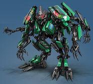 Dronedewbot