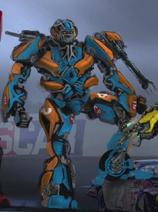 Wrecker Blue