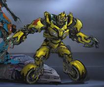 Wrecker Yellow
