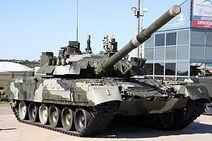 T-80 tank, Engineering Technologies 2010