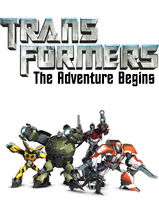 Transformers - The Adventure Begins-0