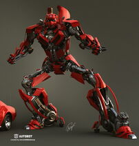 Autobot Cliffjumper