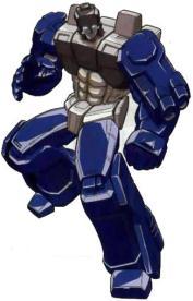 Cerebros Headmaster Armor (TF2017)