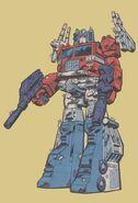 Optimus Prime (Powermaster Armor) (TF2017)