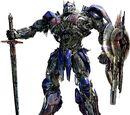 Optimus Prime (Clash of Robots)
