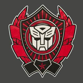 Kilv transformers autobot tshirt dd