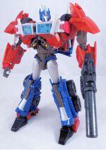 Cybertronian Chronicles Optimus