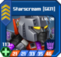D S Sup - Starscream GEN box 20