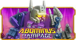Abominus' Rampage