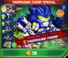 P tigerhawk fuzor special transmetals episode 3