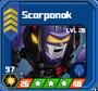P S Sol - Scorponok box 20