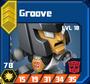 A R Sol - Groove box 18