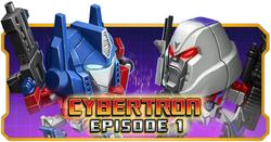 Cybertron Episode 1