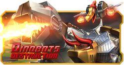 Event Dinobots Destruction