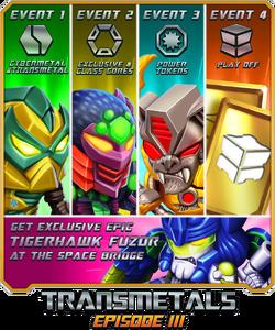 Event Transmetals Episode 3