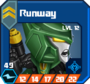 M U Sco - Runway box 12