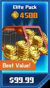P gold 4500