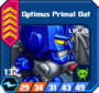 M E Sco - Optimus Primal Bat box 26