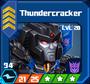 D S Sco - Thundercracker S box 20