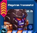 Megatron Transmetal