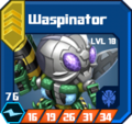 P R Sco - Waspinator box 18