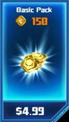P gold 150