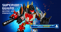 Event Superion's Guard