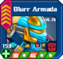 A E Sup - Blurr Armada box 26