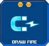 A draw fire