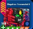 Megatron Transmetal II