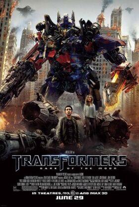 Transformers dark of the moon ver5