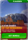 Ui cybercoins bundle 20160709 - 4-star shards