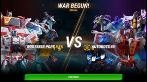 Autobots85 war
