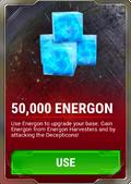 I energon a 50000