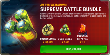 Bundle battle supreme ads a