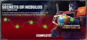 Secrets of Nebulos