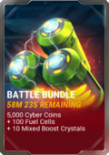 Ui build battle bundle cyber5k a