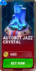 Ui build crystals autobot jazz