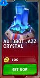 Ui build crystals autobot jazz