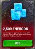 I energon a 2500