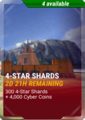 Ui build bundle 20160709 - 4-star shards