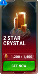 Ui build crystals 2star a